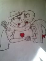 VanossGaming x H2O Delirious (Love+War TF2 Style) by LoveAllTheYaoi