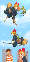 Pidge's Delivery Service by SolKorra