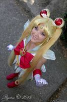 Sailor Moon S - Super Sailor Moon by Bunnymoon-Cosplay