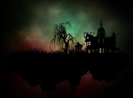 House of Death by KellCandido