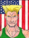 Guile by Punch-line-designs
