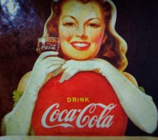 Cola lady by CaterinaMedicis