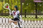 SAILOR PLUTO ETERNAL VERSION by Giorgiacosplay