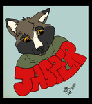 Jasper Badge (Colored) by medievalgoddess