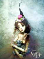 Ball jointed art doll C by cdlitestudio