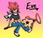 Eve! by Projectile-Vomiting