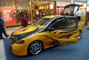 Airbrush Opel Astra 1 by theTobs