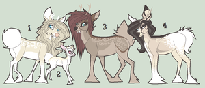 raux deer point adoptables -GONE- by mesavy
