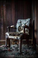 Old Chair 2 by kalika31