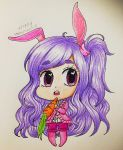 Bunny: Contest Entry by SaMelodii