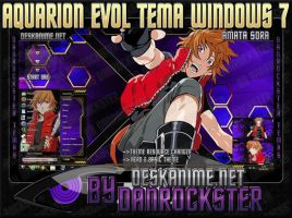 Amata Sora Theme Windows 7 by Danrockster