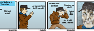 A Guide to Walking in Cold Weather by Internet-Ninja