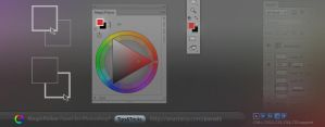 Tip#23: Background/foreground colors w/MagicPicker by Anastasiy