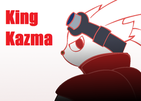 King Kazma- Upper shot by CutePoochyena261