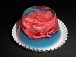 Jello Flower Exotic by sscarpaci