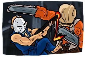 Splatterhouse Part 1 by theEyZmaster