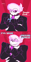 It's the Friend Zone Lewis hates the most by WhiteWolf0798