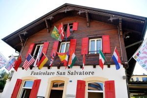 Funiculare San Salvatore - Lugano by wildplaces