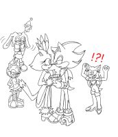 You Need This More .:Lineart:. by Safarithecat