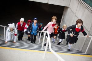 Persona 3 by EriTesPhoto