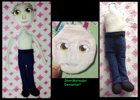 Jonathan's Doll (not finished yet) by ShoriMatsudai