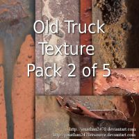 Old Truck Texture Package 2 by DustwaveStock