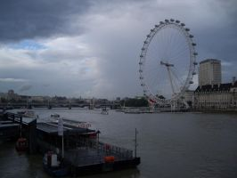 Lovely London by ItchyBarracuda