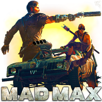 Mad Max v2 by POOTERMAN