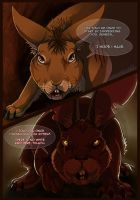 Watership Down - Bigwig vs Woundwort by fiszike