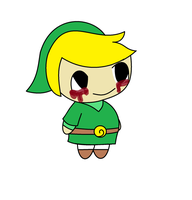 Chibification challenge 6: Ben drowned by Thefangirl4848