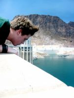 Hoover Dam X by TheWretcheddm