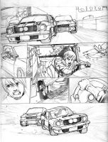 Car Chase pg1 by Kei-san