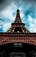 Eiffel Tower by PaalM