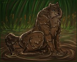 Sardus the Dirty Werewolfy by marillon954