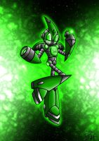 Green Lantern Rej by Berty-J-A