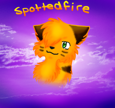 For Spottedfire-cat by Iceshimmer7