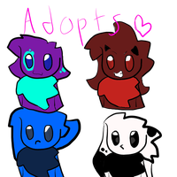 Adoptables Sheet (CLOSED) by 5secondsofsuckmyass