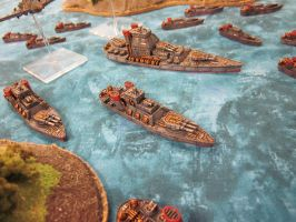 dystopian wars Prussians  3 by ultrasmurf