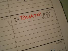 TOMATO IS A DAY - APH by Yolapeoples