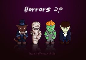 Horrors 2.0 by He-st