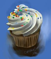 cupcakes are tasty by kina
