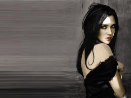 Jennifer Connelly - Color by RedXen