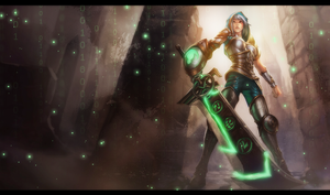 Riven, The Exile by SeoulHeart