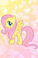 Fluttershy iPhone Wallpaper by Serendipity37