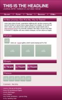 CS3 InDesign Skin by pica-ae