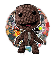 Little Big Planet Logo by Ichgovastolorde