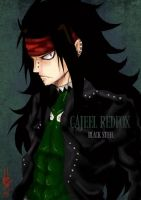 gajeel by Stray-Ink92