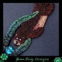 Spirit of the otter totum CU2 by green-envy-designs