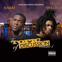 Topic Of Discussion  front by audacity341