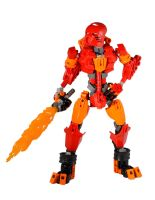 Toa Tahu: Spirit of Fire by SEDVR
